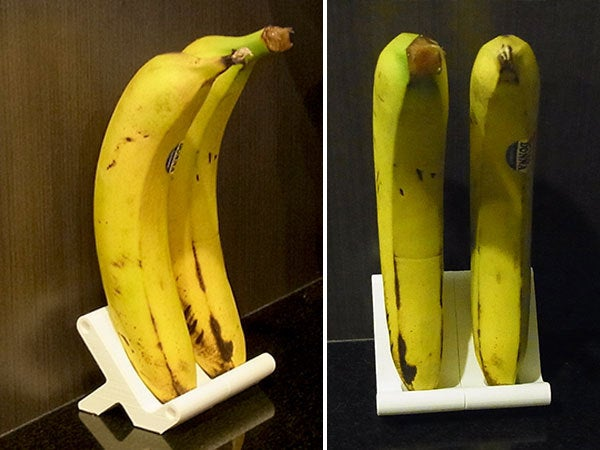 angles_display_large.jpg Download free STL file Banana Stand - A unique, fun and expandable way to store Bananas! • 3D printable object, Muzz64