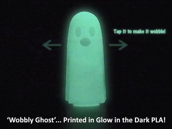 wobble_display_large.jpg Télécharger fichier STL gratuit Fantômes vacillants ! • Design à imprimer en 3D, Muzz64