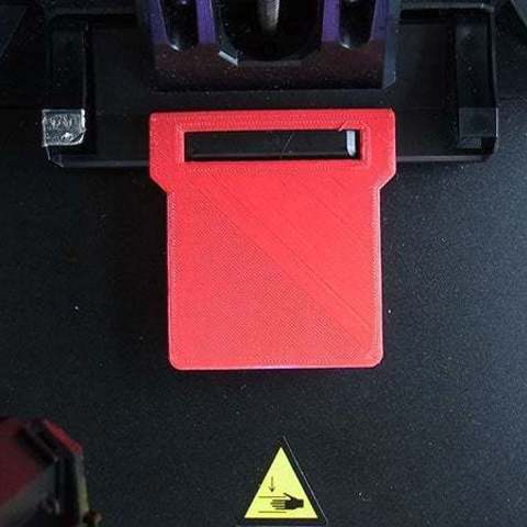 Download free 3D printer templates MakerBot Mini Build Plate Support, Muzz64
