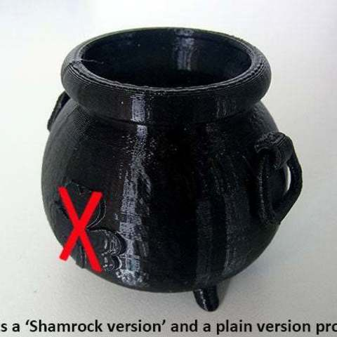 20653a4c0440e7f2d767fe3e34ca8440_display_large.jpg Download free STL file Irish Pot of Gold • 3D printing object, Muzz64