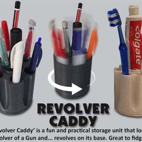 Descargar archivo 3D gratis Cadillac Revólver, Muzz64