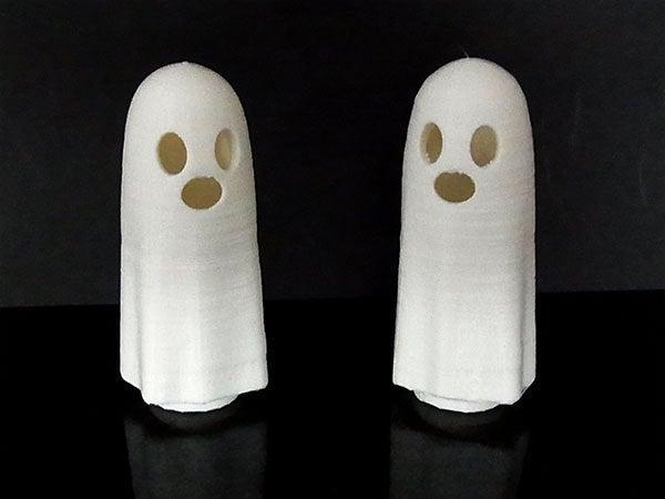 wobbly_ghosts_display_large.jpg Télécharger fichier STL gratuit Fantômes vacillants ! • Design à imprimer en 3D, Muzz64
