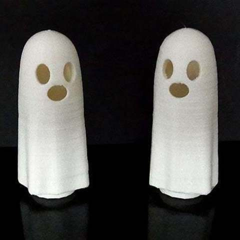 Download free 3D printer files Wobbly Ghosts!, Muzz64