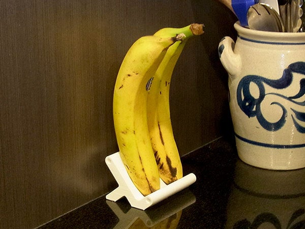 stand_display_large.jpg Download free STL file Banana Stand - A unique, fun and expandable way to store Bananas! • 3D printable object, Muzz64