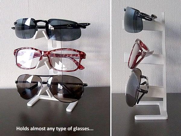 a2ceb86f6d254aaaae3c7aba9a537c89_display_large.jpg Télécharger fichier STL gratuit Support universel pour lunettes • Design pour impression 3D, Muzz64