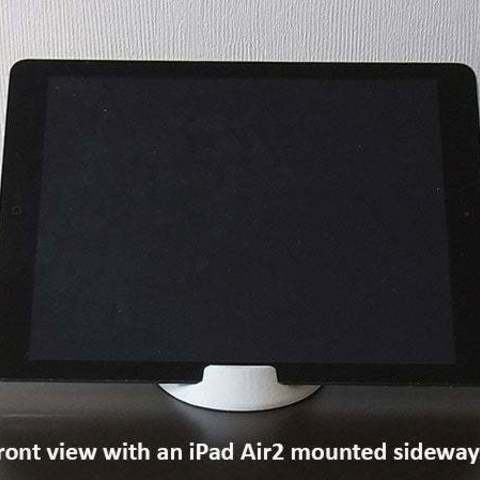 a700c82e021e2c50aea46e795ca9c2b7_display_large.jpg Download free STL file Tablet / Phone Stand • Object to 3D print, Muzz64