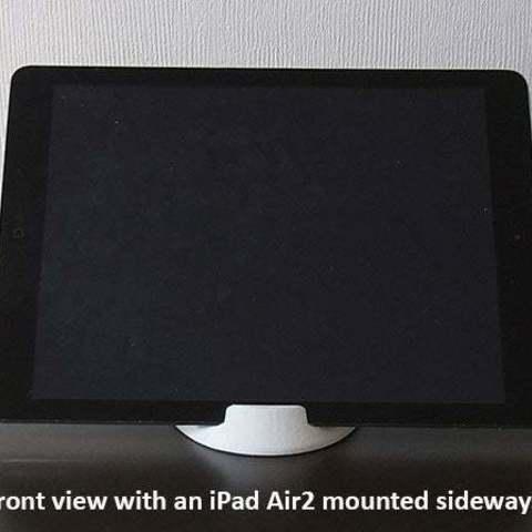 a700c82e021e2c50aea46e795ca9c2b7_display_large.jpg Télécharger fichier STL gratuit Tablette / Support Téléphone • Modèle à imprimer en 3D, Muzz64