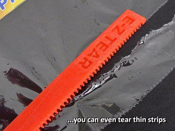 62bd0544d7dedf02c3e54fbdf0d6bb3c_display_large.jpg Download free STL file E-Z Tear - Cling Film Tearing Tool • 3D print template, Muzz64