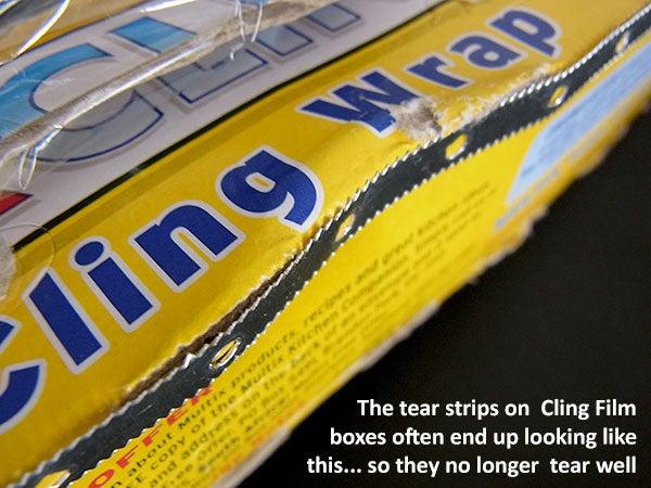 4b576ecfa22715ad290d0d37b749dd25_display_large.jpg Download free STL file E-Z Tear - Cling Film Tearing Tool • 3D print template, Muzz64