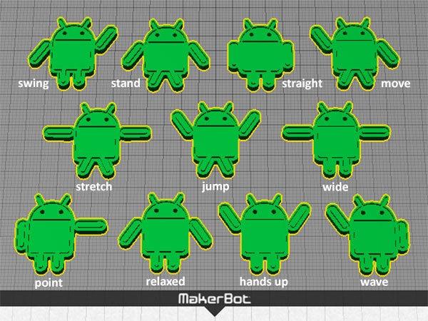 names_display_large.jpg Download free STL file Droids • 3D printable template, Muzz64