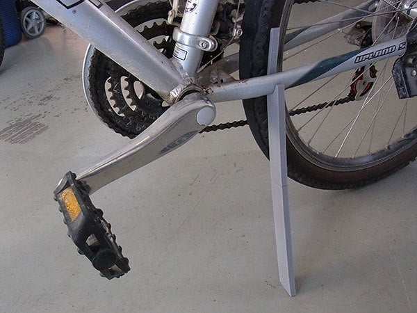 stand_2_display_large.jpg Télécharger fichier STL gratuit Support à vélo - 2 pièces pour utilisation sur route • Objet à imprimer en 3D, Muzz64