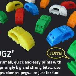 Download free 3D printer model Bugz, Muzz64