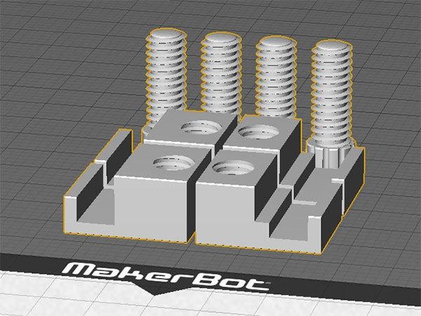 desktop_display_large.jpg Télécharger fichier STL gratuit Réplicateurs de 5ème génération pour la fabrication de plaques stablizers • Plan à imprimer en 3D, Muzz64