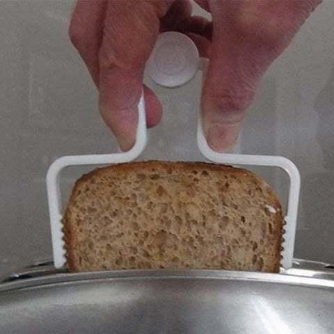 Descargar archivo 3D gratis Extractor de tostadas... la forma más segura y fácil de retirar las tostadas de una tostadora, Muzz64