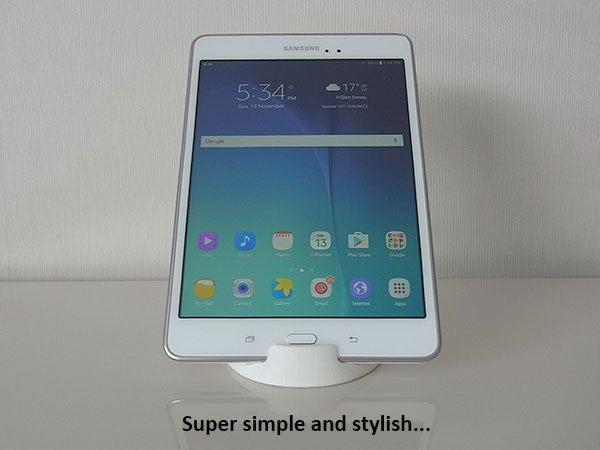 6640aaad10902cdc51b9352b679fd037_display_large.jpg Télécharger fichier STL gratuit Tablette / Support Téléphone • Modèle à imprimer en 3D, Muzz64