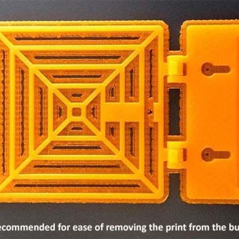 raft_1_display_large.jpg Télécharger fichier STL gratuit Cible à ressort pour s'amuser avec le pistolet NERF ! • Modèle pour imprimante 3D, Muzz64