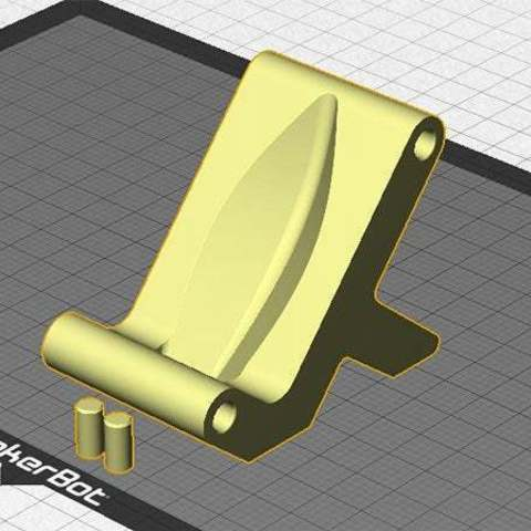 desktop_1_display_large.jpg Download free STL file Banana Stand - A unique, fun and expandable way to store Bananas! • 3D printable object, Muzz64