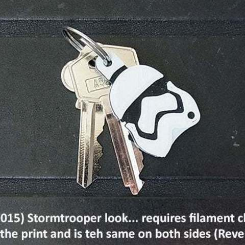 2015_display_large.jpg Download free STL file Stormtrooper Key Fob • 3D printing template, Muzz64