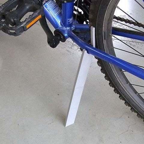 stand_1_display_large.jpg Télécharger fichier STL gratuit Support à vélo - 2 pièces pour utilisation sur route • Objet à imprimer en 3D, Muzz64
