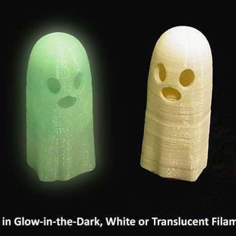 colours_display_large.jpg Download free STL file Wobbly Ghosts! • 3D print model, Muzz64