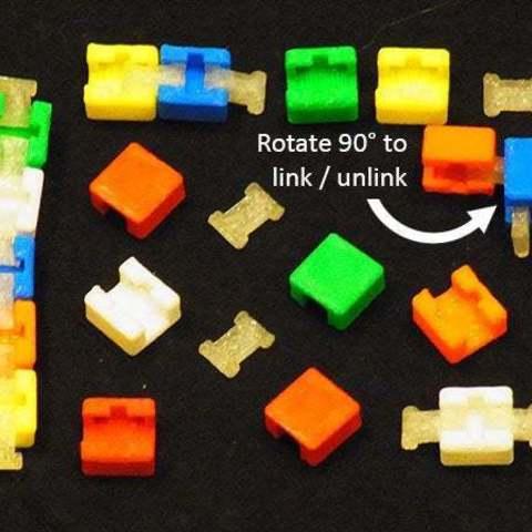 colours_4_display_large.jpg Télécharger fichier STL gratuit Bracelet personnalisable - Choisissez vos propres couleurs, imprimez-les et portez-les ensemble ! • Objet imprimable en 3D, Muzz64