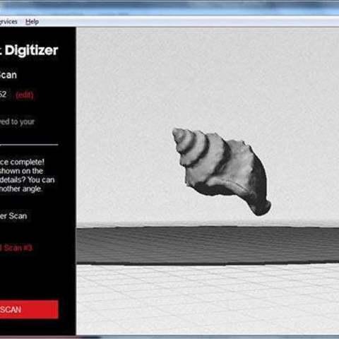 scan1_display_large.jpg Download free STL file Digitizer Scanner Mutliscan Plate • 3D print object, Muzz64
