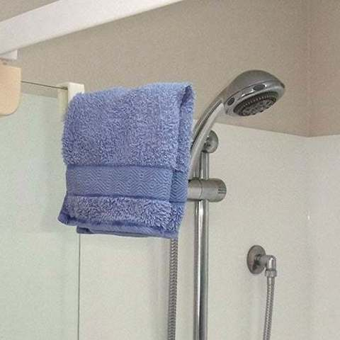 Download free 3D printing models Tidy up your shower with Face Cloth Holders..., Muzz64
