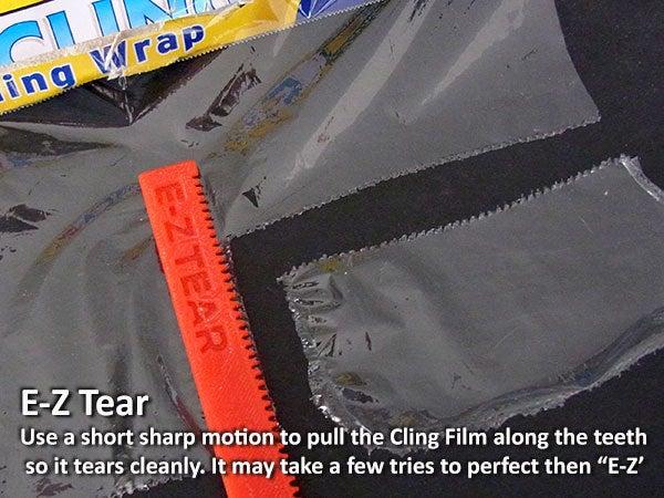 feace82d5615b20ecc7decf5e5482d96_display_large.jpg Download free STL file E-Z Tear - Cling Film Tearing Tool • 3D print template, Muzz64