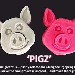 Download free 3D print files PIGZ, Muzz64