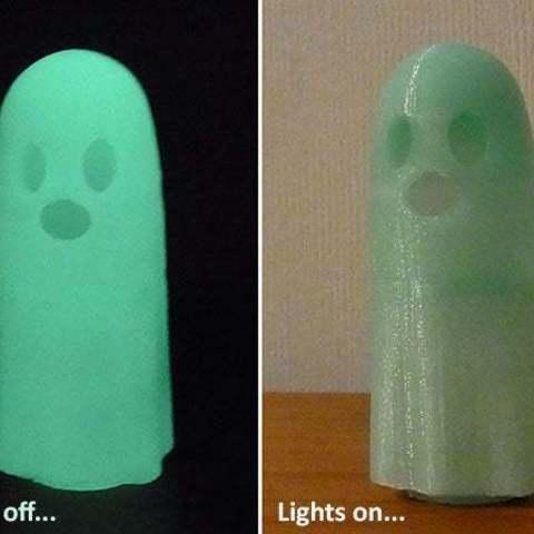 lights_display_large.jpg Télécharger fichier STL gratuit Fantômes vacillants ! • Design à imprimer en 3D, Muzz64