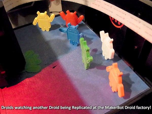 replicated_display_large.jpg Download free STL file Droids • 3D printable template, Muzz64