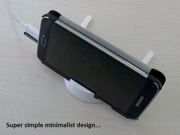 93fc662e22e006611a04916549c2880d_display_large.jpg Télécharger fichier STL gratuit Tablette / Support Téléphone • Modèle à imprimer en 3D, Muzz64