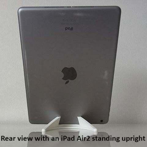 18ece7b7aa89e8ff9a81bcfb3788ed83_display_large.jpg Télécharger fichier STL gratuit Tablette / Support Téléphone • Modèle à imprimer en 3D, Muzz64