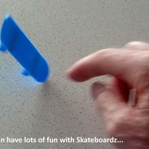 6562545f4b999b2e5d99cd7d091bc4f6_display_large.jpg Download free STL file Skateboardz • 3D printer design, Muzz64