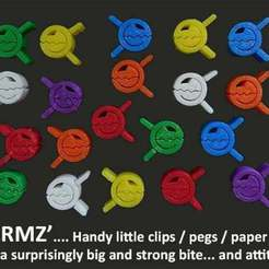 Download free 3D printing designs Germz, Muzz64