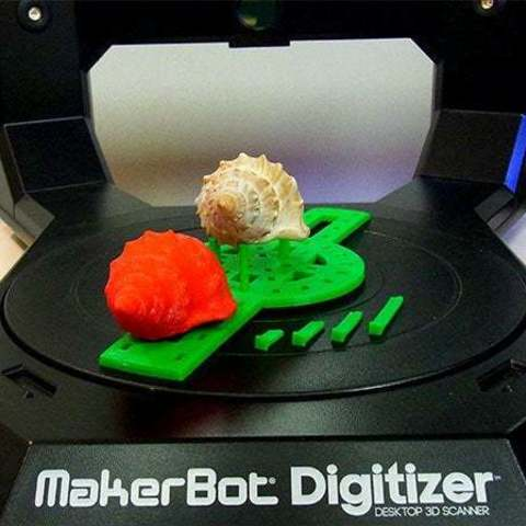digitizer-base--2_display_large.jpg Download free STL file Digitizer Scanner Mutliscan Plate • 3D print object, Muzz64