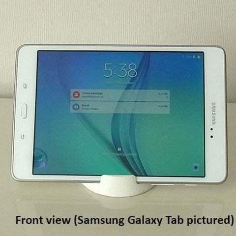 7fc51f70475e326ad42f67838f378ba0_display_large.jpg Télécharger fichier STL gratuit Tablette / Support Téléphone • Modèle à imprimer en 3D, Muzz64