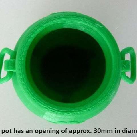 6328220ea4544151ddc24b8feab5e11e_display_large.jpg Download free STL file Irish Pot of Gold • 3D printing object, Muzz64