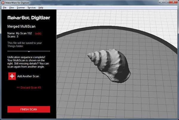 scan2_display_large.jpg Download free STL file Digitizer Scanner Mutliscan Plate • 3D print object, Muzz64