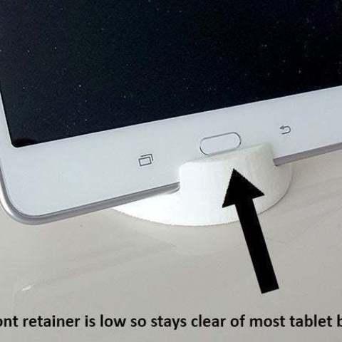 12ec3dc5bc0f52fa8672454851896b54_display_large.jpg Télécharger fichier STL gratuit Tablette / Support Téléphone • Modèle à imprimer en 3D, Muzz64