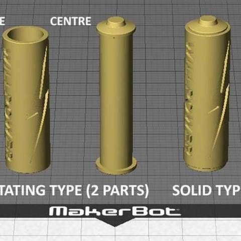 2f547b9f6f57d549a2a1515ab452c032_display_large.jpg Télécharger fichier STL gratuit WILLPOWER • Design pour imprimante 3D, Muzz64