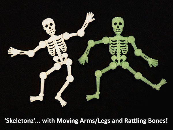 skeletonz_display_large.jpg Download free STL file 'Skeletonz' • 3D printing object, Muzz64