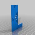 40k_9th_ed_measure_tool_-_Imperial_Aquila_v1.png Télécharger fichier STL gratuit Un outil de mesure rigide Warhammer 40k pour la 9ème édition • Objet pour imprimante 3D, seanbaker408