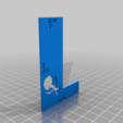 40k_9th_ed_measure_tool_-_Slaanesh_v1.png Télécharger fichier STL gratuit Un outil de mesure rigide Warhammer 40k pour la 9ème édition • Objet pour imprimante 3D, seanbaker408