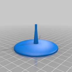 Download free STL files Flying stands with 10x2mm magnet hole, seanbaker408