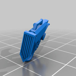 Download free 3D printer templates Sonic Blaster, seanbaker408