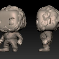 3D print model FUNKO POP BUD SPENCER, DraiD