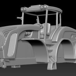 Download 3D printer model FENDT TRISIX, DraiD