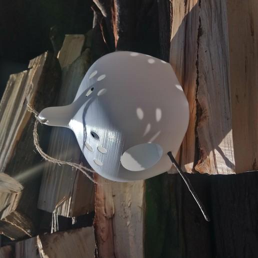 Télécharger fichier impression 3D gratuit nichoir ZAPALLO, objetoimpreso