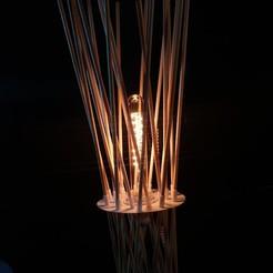 fotoLAMP1.jpg Télécharger fichier STL lampe pour éclairage décoratif, lampe • Objet pour impression 3D, objetoimpreso